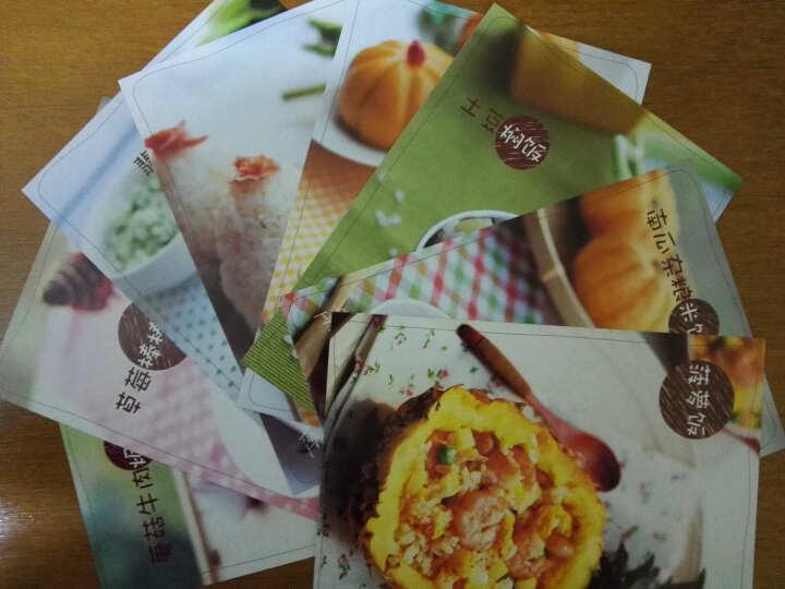 亲亲乐读系列:好胃口宝宝这样养(附精致菜谱卡片) 晒单图