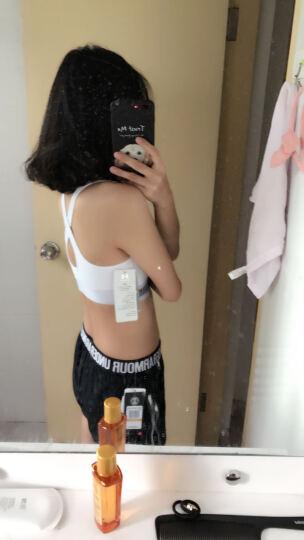 Under Armour 安德玛 UA女子Crossback含胸垫运动内衣-1276503 白色100 S 晒单图