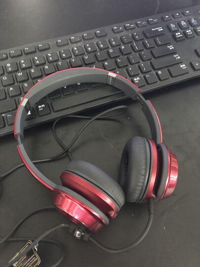 魔声(Monster)Ntune 灵动 头戴式线控耳机 便携带耳麦通话手机耳机 重低音时尚出街音乐耳机 珍珠白 晒单图