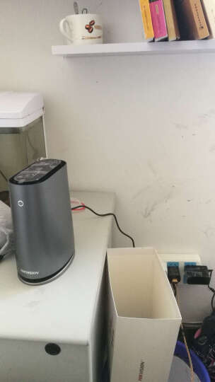 海康威视(HIKVISION) H100个人私有云 家用NAS 2盘位私有网盘 手机远程 PC远程 无盘标配版 晒单图