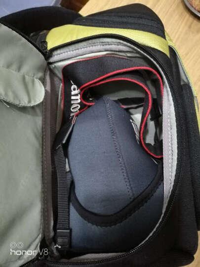 安诺格尔(ainogirl) 摄影包单肩斜跨单反相机包 适用佳能尼康单反微单 A1362 果绿色二代-大号 晒单图