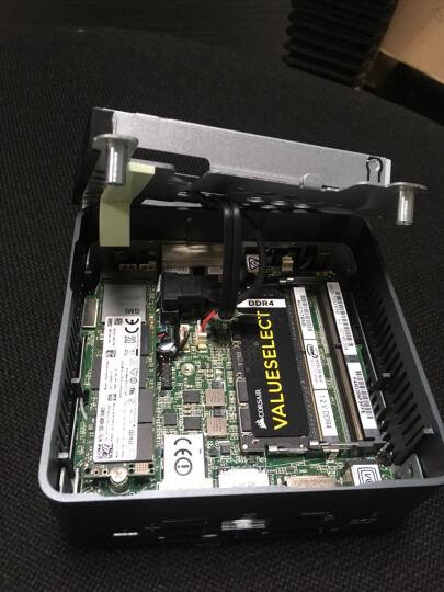 英特尔(Intel) NUC7i7BNH i7-7567U迷你电脑主机 NUC微型计算机 4G内存 + 120G 固态硬盘 晒单图