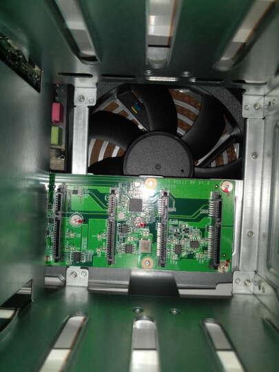 威联通(QNAP)TS-451A -2G内存 四盘位网络存储器 双核双网卡 可USB直连 40T容量 晒单图