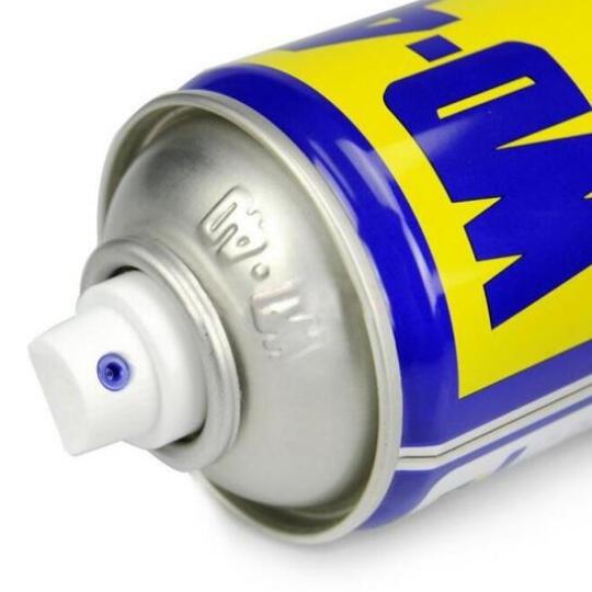 美国WD-40  多用途防锈剂,润滑剂门锁除锈剂,螺丝松动剂,防锈油,润滑油 400ML 晒单图