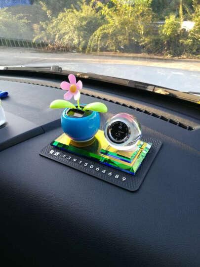 卡饰社(CarSetCity)可显手机号防滑垫 汽车车用多功能止滑垫置物垫 晒单图