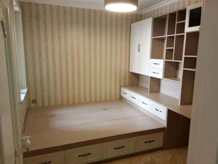 亚丹儿童房家具定制卧室上下床整体衣柜书柜学习桌组合定做 预付金(非商品价格) 晒单图