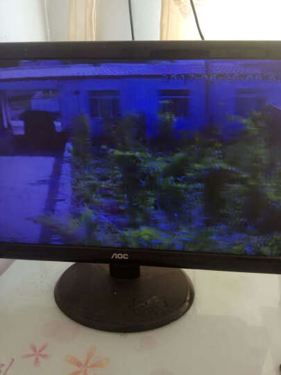 赛唯 无线监控摄像头WIFI高清网络一体机360度全景云台自动旋转手机远程室外防水夜视 1080P 200万【音频录音】 32G内存 晒单图