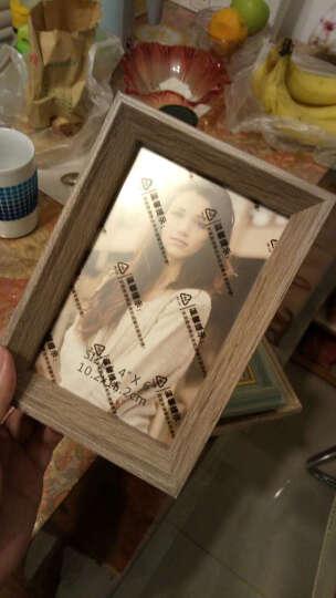 亮丽(SPLENDID)相框 摆台 欧式6英寸 婚纱照儿童摆台 创意画框像框木质架 晒单图