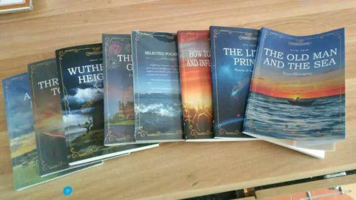 一九八四Nineteen Eighty-Four 全英文版 世界经典文学名著系列 晒单图