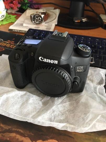 佳能(Canon)EOS  760D 单反机身 晒单图