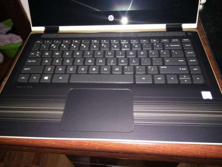 惠普(HP)薄锐系列ENVY 13.3英寸十代四核i5/i7轻薄便携家用办公笔记本电脑 指纹识别 十代i5 8G 512G 核显银色72色域 晒单图
