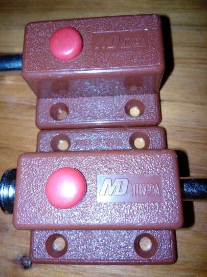 菲尔固 加厚自弹弹簧插销 木门插销 自动弹出 适用 厨门 柜门 自弹插销 晒单图