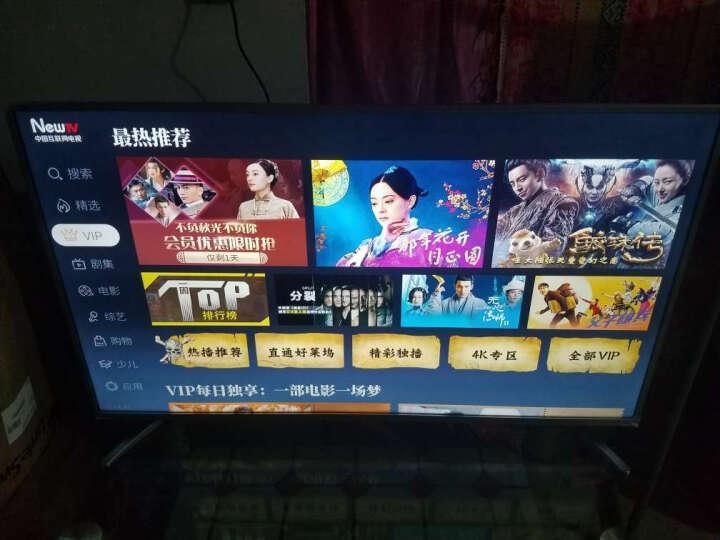 酷开(coocaa)50U2 50英寸智能超高清 20核4K平板液晶游戏电视 晒单图
