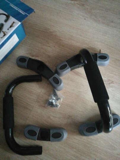 美国爱康防滑运动健身器材家用工字型胸肌扩胸锻炼俯卧撑训练器支架PFIPUBY1 晒单图