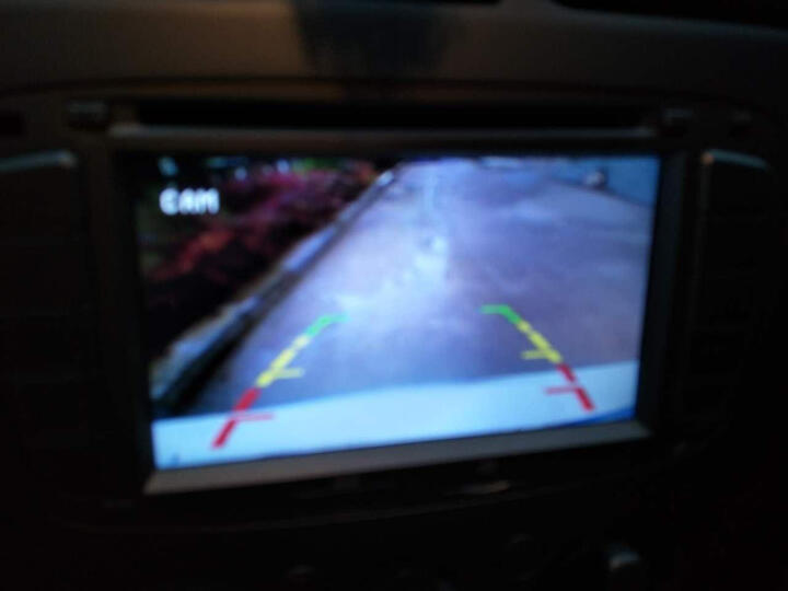 斯派德 福特新福克斯蒙迪欧致胜嘉年华福睿斯高清倒车影像后视摄像头 福睿斯 晒单图