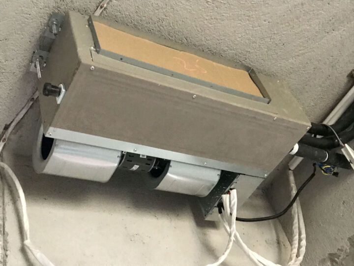 美的(Midea)中央空调风管机一拖一冷暖直流变频家用WiFi智能GRDT2W/BP2N1-TR 2匹 晒单图