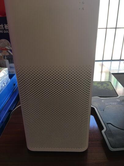 小米(MI)小米净化器2智能家用卧室空气净化器除甲醛雾霾PM2.5 晒单图
