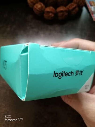 罗技(Logitech)M275(M280)无线鼠标 舒适曲线 白色 晒单图