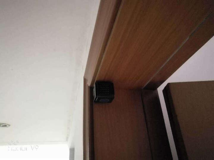 品术微型智能小型摄像机非针孔无线监控摄像头wifi隐形夜视高清1080P手机远程网络监控器 送32G送充电宝 晒单图