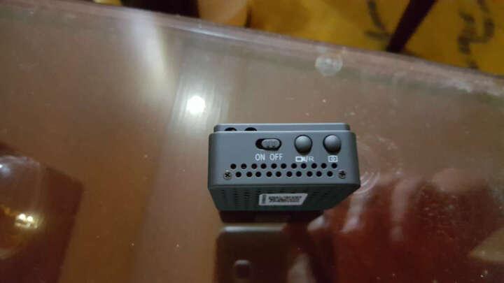 迷你无线监控摄像头监控器家用套装WIFI网络摄像头高清微型监控摄像头室内无光夜视手机远程 续航5小时高清远程版送64G 晒单图