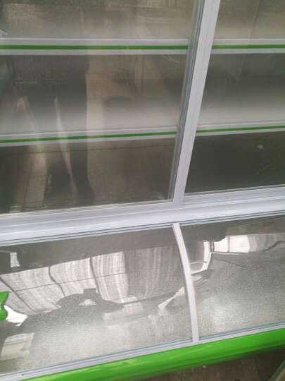 雪花 (SNOWFLK)点菜柜 冷藏柜 麻辣烫柜 保鲜柜 冷藏冷冻展示柜 商用冷柜 冷冻柜 LCD-120 1.2米双门 晒单图