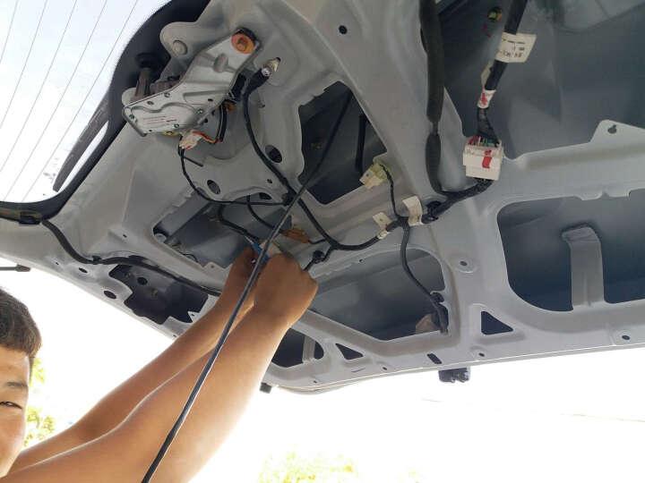 互联移动控智能云后视镜导航仪液晶全屏4G高清行车记录仪云电子狗云镜倒车后视一体机 太空银+液晶全屏流媒体+免费安装 晒单图