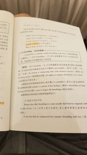 英文疑难详解续篇+英文疑难详解(京东套装共2册) 晒单图