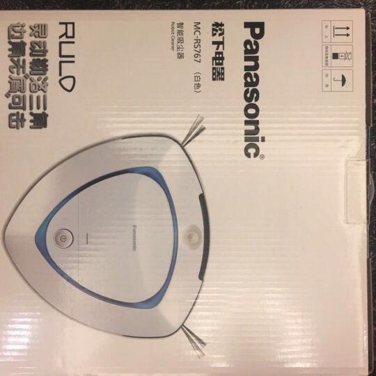 松下(Panasonic) MC-RS767扫地机器人智能扫地拖地全自动 拖布MUR76 晒单图