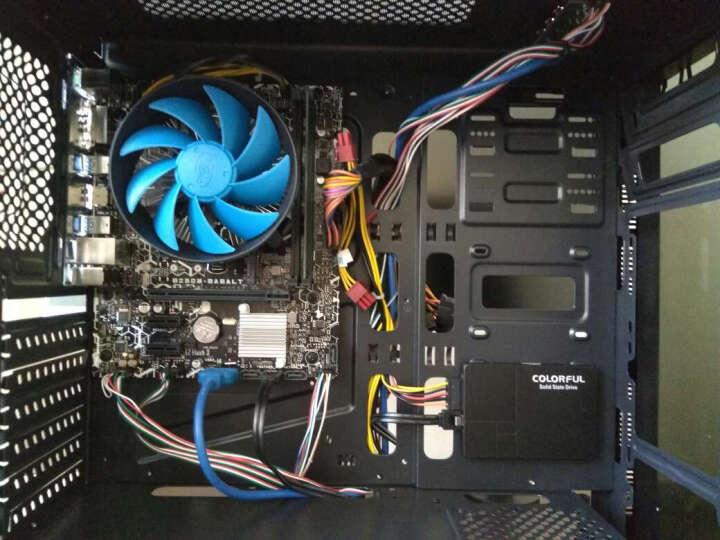 雷诺塔 i5 8400/GTX1060 5G吃鸡游戏/台式电脑主机DIY组装机 晒单图
