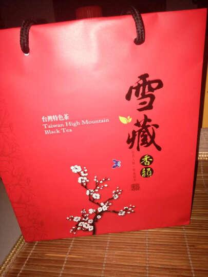 联台茗茶 茶叶 台湾日月潭蜜香红茶 礼盒 送礼 印象系列蜜香红茶两包共100g(不带礼盒) 晒单图