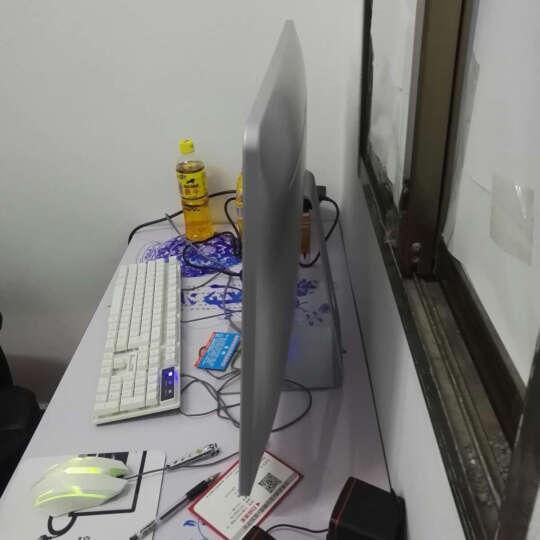 博仑帅(BOLUNSHUAI) 博仑帅23.6-27英寸一体机电脑四核独显主机整机 A10四核 4G+120G  HD7670畅玩联盟 27英寸 晒单图