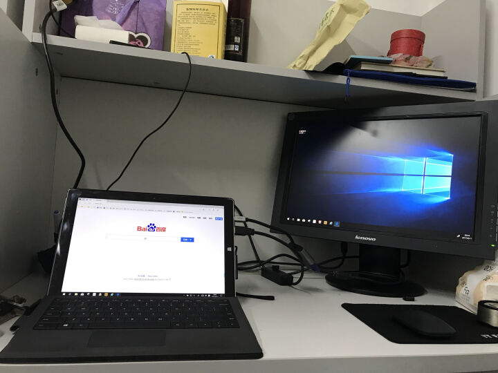 优越者(UNITEK)MiniDP转VGA转换器 苹果雷电接口vga适配器 迷你Displayport电脑显示器投影仪转接器 Y-6359GY 晒单图