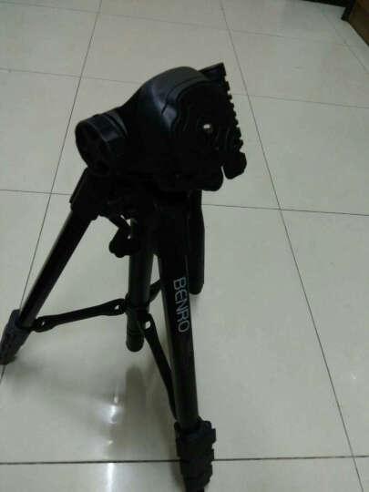 沃尔夫冈(WOLFGANG)索尼专业摄像机三脚架脚架液压阻尼云台套装 摄影包+闪迪64G 95MB/s SD卡 适用于佳能EOS M6微单相机 晒单图
