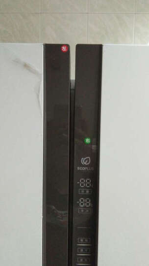 海尔(Haier)BCD-452WDPF 452升 风冷无霜对开门 纤薄设计 节能静音 电脑双温双控 晒单图