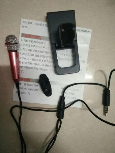 纽曼 手机麦克风 电容麦 手机 K歌唱吧专用迷你小话筒 610麦克风 晒单图