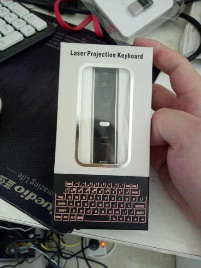 投影键盘虚拟激光镭射 320-黑色 晒单图