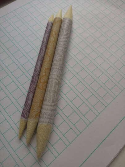 凡高(fangao) 三支装六支装宣纸纸擦笔修正笔素描绘画用笔涂抹铅笔凡高素描笔纸擦笔 宣纸彩色3支装 晒单图