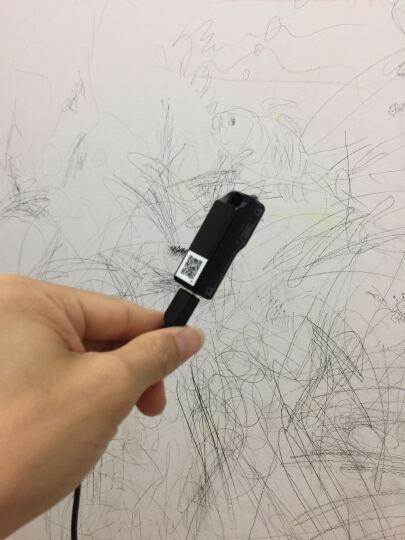 一家优 隐形超小wifi网络摄像机 微型高清手机无线远程摄像监控器 家用智能视频监控摄像头 黑色 D9+8G内存卡 晒单图