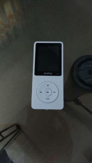 mahdi麦迪 mp4mp3播放器 无损音乐 有屏迷你插卡 运动随身听 学生便携式 黑色套餐三 晒单图