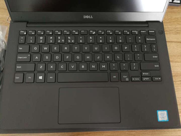 戴尔DELL XPS13-9360-R1705G 13.3英寸轻薄窄边框笔记本电脑(i7-7500U 8G 256GSSD FHD Win10)无忌金 晒单图