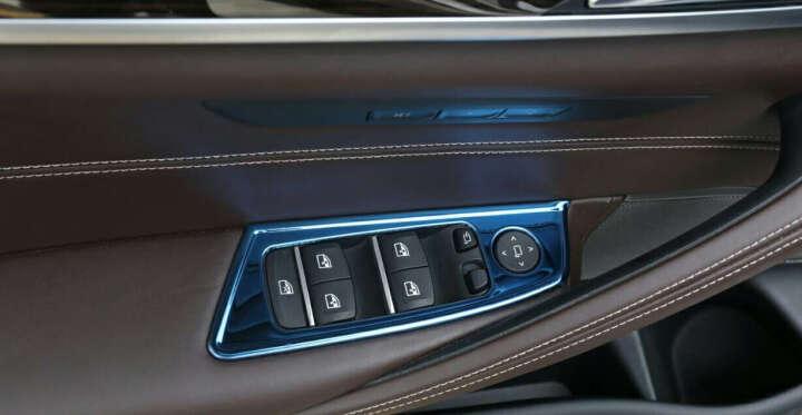 猛速 汽车安全带插头扣 卡夹子插销 车载装饰汽车用品 捷豹银色 一对价 晒单图