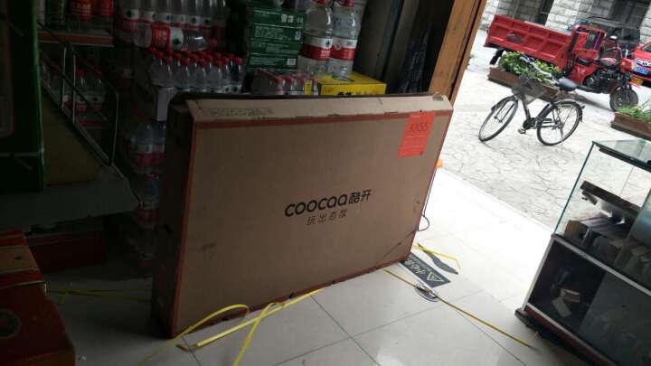 创维 酷开(coocaa) KX55 55英寸 4K超高清人工智能网络平板液晶电视 黑色 晒单图