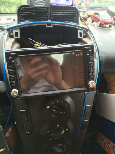 九音 高清电容屏比亚迪F3/F3R/F0专用导航仪车载dvd导航一体机 13款至以下F3/F3R 无碟版+倒车后视+记录仪8G+不包安装 晒单图