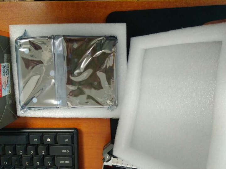 希捷(Seagate)1TB 128MB 7200RPM 企业级硬盘 SAS接口 希捷银河Exos 7E8系列(ST1000NM0045) 晒单图