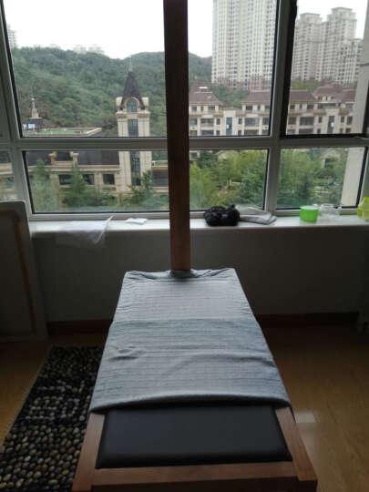 萧宏慈正版橡木拉筋凳高档实木非折叠拉筋床医行天下拍打拉筋正品包邮 茶青色 晒单图