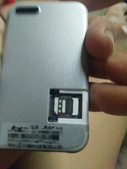 zenus 超薄卡片备用 迷你个性 袖珍学生儿童低辐射手机卡片机手机 便携 反智能 X8白色 晒单图