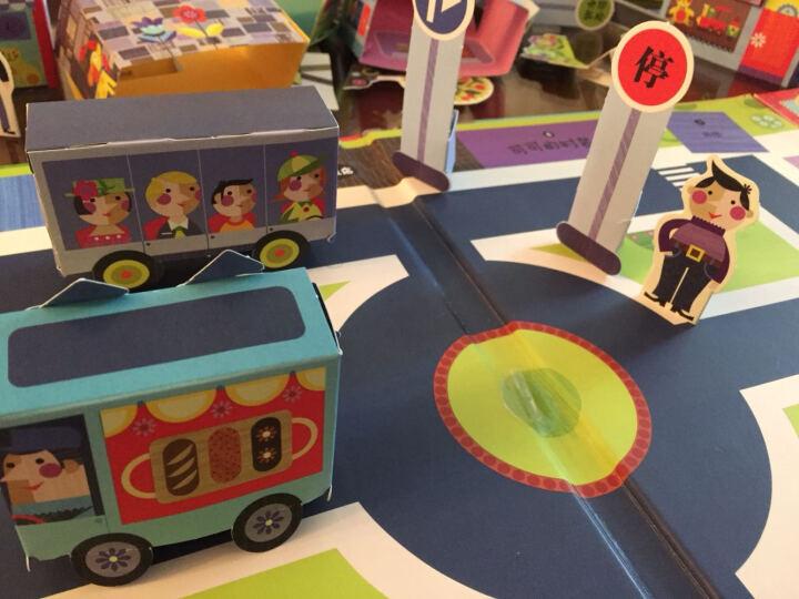 泰普乐儿童3D模型书:忙碌的小镇 晒单图