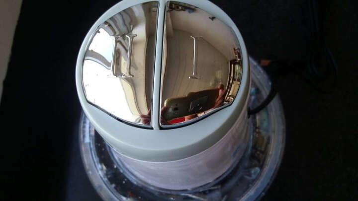 【新品】奥克斯(AUX)绞肉机 家用电动不锈钢搅拌机切碎蒜菜打肉馅机 婴儿辅食料理机 J3021 晒单图