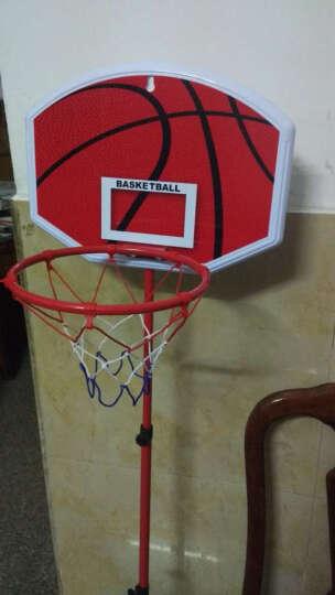 勾勾手 儿童篮球架可升降 室内球类运动男孩女孩健身玩具小孩户外铁杆投篮架 1.5米篮球架 晒单图