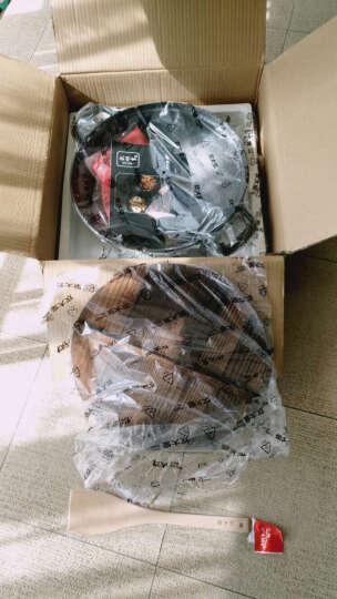 炊大皇铁锅36cm炒锅中式双耳加厚铸铁锅电磁炉通用赠防烫手套+木铲C36ATQ2 晒单图